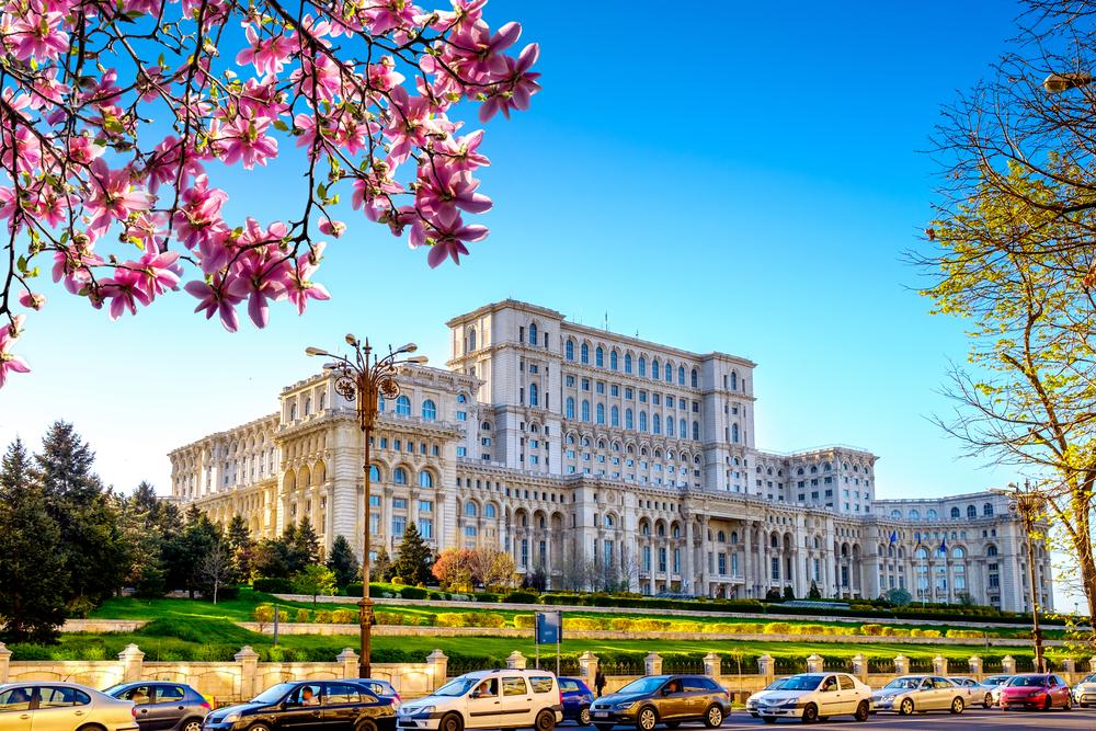 Дом Народа Бухарест