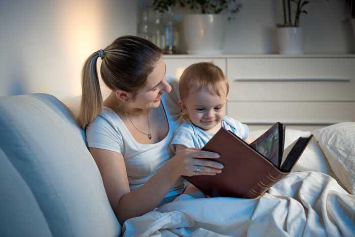 Обучение ребенка трех лет