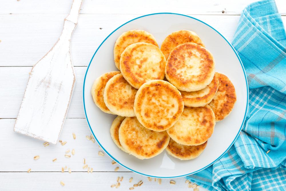Сырники без соуса