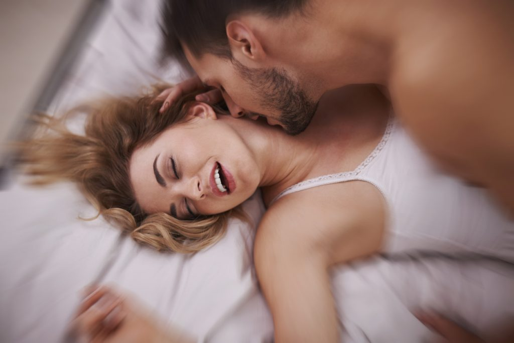 как вернуть оргазм