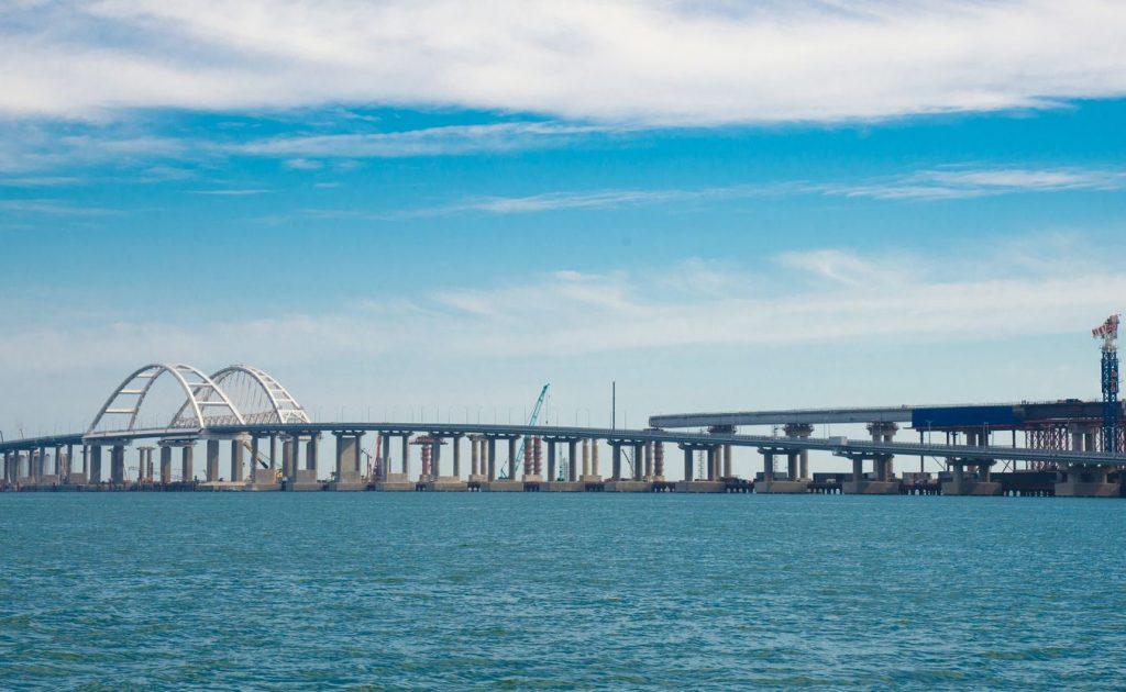 Керчь, Крымский мост