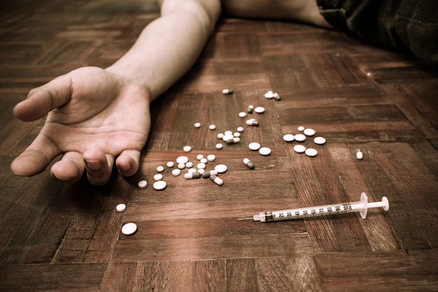 наркомания что делать