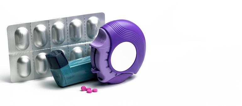 таблетки от астмы