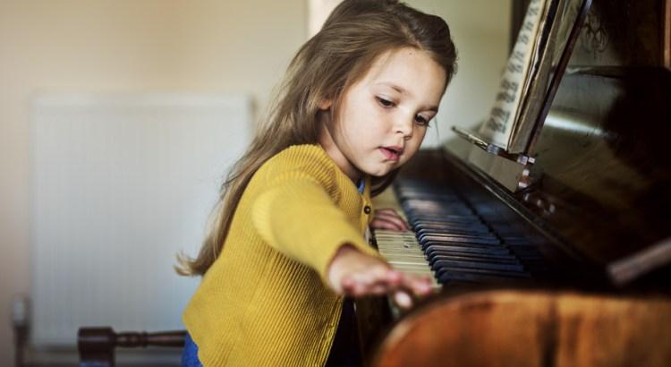 занятия музыкой для ребенка